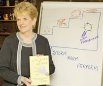 Light Bulbs for Leaders Author Barbara Pate Glacel