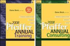 Pfeiffer Annuals for Training and Consulting